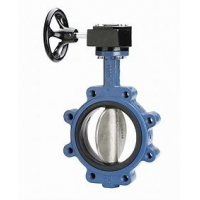 China High Temperature Pneumatic Wafer Butterfly Valves on sale