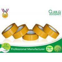 Cheap Hot Melt Personalised OPP Packing Tape 48MM X 50M 43mic High Tensile Strength wholesale