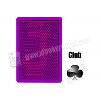 Magic Props Copag Texas Hold Em Invisible Playing Cards Plastic For Gambling Cheat