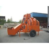 Cheap RD Concrete Mixer With Hydraulic Tippping Hopper (RDCM350-11DHA) wholesale