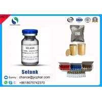 Cheap Selank Injectable Synthetic Analogue Nootropic Anxiolytic Peptide CAS 129954-34-3 wholesale