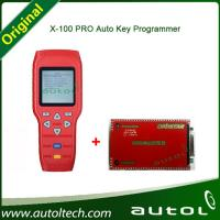 Cheap 2015 New Generation With EEPROM Adapter X-100 Pro Univeral Key Programmer Key Pro X-100 Pro Auto Key Maker wholesale
