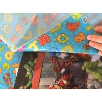 Cheap motion 3d lenticular soft PVC fabric sheets printing for handbags shoes and garments accessories United States wholesale