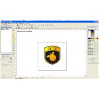 Cheap EZCAD2 Laser Engraving Software With Camera / Fly Mark / Double Axis wholesale