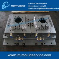 Cheap thin wall plastic injection mould with IML, 500g thin wall container mould with IML wholesale