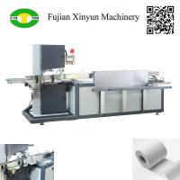 Cheap Automatic small toilet paper band saw cutting machine for sale wholesale