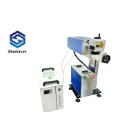 China 5W Separate Uv Laser Engraving Machine For Brittle Material on sale