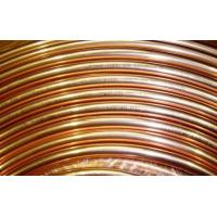 Buy cheap C12200, C1220 Non - alloy Air conditioner Refrigeration Copper Tubes with high from wholesalers