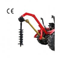 Cheap tractor 3point hitch post hole digger with different sizes Augers available wholesale