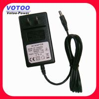China 36W Wall Mount 24 Volt 1.5A Switching Power Adapter For Hard Drive , CE ROHS on sale