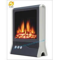 Cheap Silver Indoor Electric Fireplace Home Decorators Electric Fireplace 1000W / 2000W wholesale