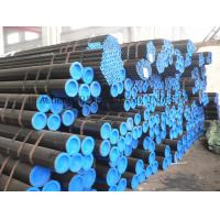 Cheap Seamless Alloy Cold Drawn Steel Tube ASTM A213 T5 T9 T11 T12 , Heat-exchanger Tubes wholesale