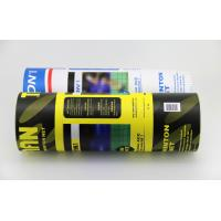 Recycled Empty Paper Cans Packaging For Packing Badminton Tennis and Golf Balls