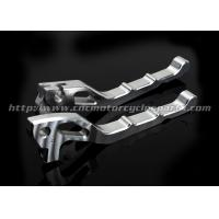 Cheap Yamaha Motorcycle Brake Lever RD250 RD350 Cafe Racer Parts Accessories Silver wholesale