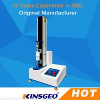 Cheap Computer Display Material Tensile Universal Testing Machine 2KN For Fabric / Leather Materials wholesale