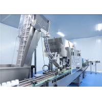 Cheap 16 Channels Pharmaceutical Tablet Production Line Include Counting Bottling And Filling wholesale