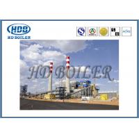 Cheap High Efficient Stainless Steel CFB Boiler Low / Intermediate / High Pressure wholesale