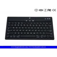 Buy cheap IP67 Compliance Wireless Silicone Bluetooth Keyboard With 78 Keys from wholesalers
