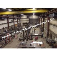 Prefabricated Industrial Structural Steel Fabrications Quickly Assembled Building for Warehouse