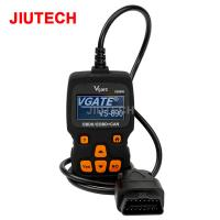 China automotive diagnostic scanners Vgate VS890S Car Code Reader Support MultiB rands Cars on sale