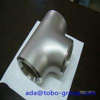 Cheap ASTM SS316 Thread Socket Weld Stainless Steel Reducing Tee Size 1-48 Inch wholesale