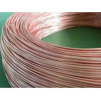 Cheap Corrosion resistance copper coated steel Bundy Pipe with good palasticity for heaters, refrigerators wholesale