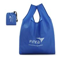 Cheap Washable Custom Tote Bags / 100 % Polyester Folding Shopping Bags wholesale