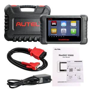 Cheap Autel Maxidas DS808 Auto Diangostic Tool New Replacement of Autel DS708 Diagnostic Tool wholesale