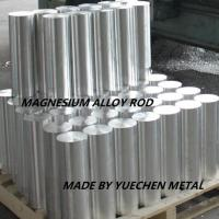 Cheap Surface Peeled Magnesium Alloy Rod , Magnesium Alloy Products Astm B107/B107m-13 wholesale