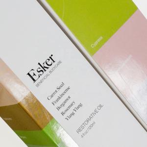 Cheap Custom Glossy Spot Uv Coating Printing Cosmetic Packaging Paper Box wholesale