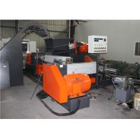 Cheap 45-75KW TPR Granules Two Stage Extruder With Underwater Pelletizer Systems wholesale