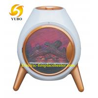 Quality Morden Free Standing Electric Stove Fireplace Auto Temperature Adjustment for sale