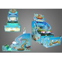 Cheap Visual 3D Screen Water Shooting Arcade Video Game Machines For English Version / Edition wholesale