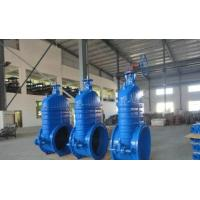 Cheap Iron coating EPDM or NBR Resilient seated Gate Valve PN16 600mm wholesale