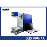Cheap Portable Design Fiber Laser Marking Machine for Metal with CE FDA wholesale