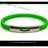 Cheap promotional bulk cheap no minimum free shipping custom silicone bracelet wholesale