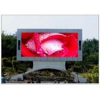 Cheap SMD DIP RGB 3IN1 Full Color LED Display , Fixed Module Installation Digital Video Display Devices wholesale