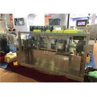 Cheap Large Plastic Ampoule Filling And Sealing Machine For Oral Liquid , Electrical Liquid wholesale