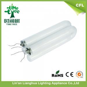 China Energy Saving 2u Pure Tri - phosphor Fluorescent Tube Light / Bulb Parts on sale