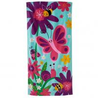 Advertising  Beautiful Butterfly beach towels Promotional for Spring Season