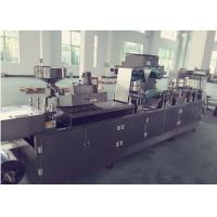 Cheap Tropical Tablet / Capsule Blister Packing Machine Alu Alu Blister Machine Multifunction wholesale