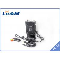 Buy cheap Manpack Digital Long Range Wireless Transmitter For Police Mobile Vehicle Video Transmission from wholesalers