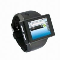 Buy cheap Android 2.2 GSM Unlocked Watch Smartphone, Watch Mobile Phone, Watch Cellphone, from wholesalers