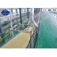 Cheap CE ISO SGS Non Fried Instant Noodle production line in Stainless Steel wholesale