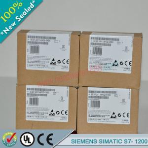 Cheap SIEMENS SIMATIC S7-1200 6ES7274-1XH30-0XA0/6ES72741XH30XA0 wholesale