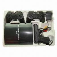 Cheap 8-Bit TV Game Player/Console with Joysticks and Games, Different Models and Materials are Available wholesale