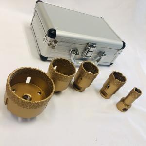 Cheap M14 Vacuum Brazed 20mm Diamond Core Drill Bit For Tile Hole Saw wholesale