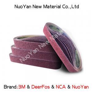 Cheap Non Woven  Diamond Grit Sanding Belts  Nylon  Suitable For Producing Mat wholesale
