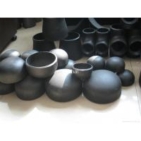 Cheap pipe fittings---steel caps wholesale