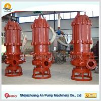 Cheap Long Worklife Horizontal and Submersible slurry pump wholesale